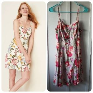 Old Navy Floral Fit & Flare Cami Dress S Summer
